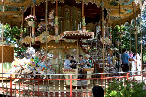 Carousels on Long Island