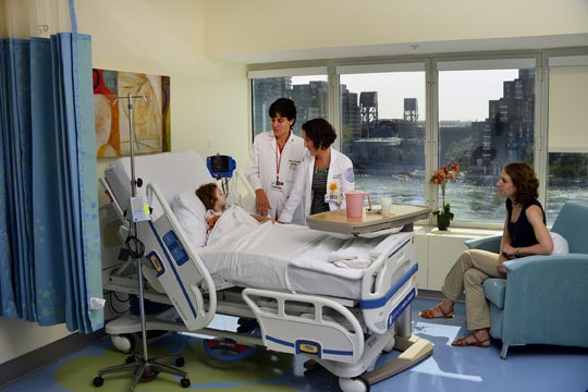The Hospital for Special Surgery Opens Children's Pavilion