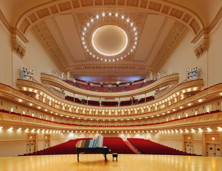 Carnegie Hall, New York City