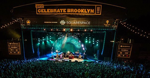 Celebrate Brooklyn at Prospect Park