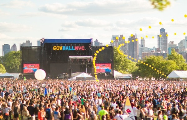 Randall's Island/ Governor's Ball