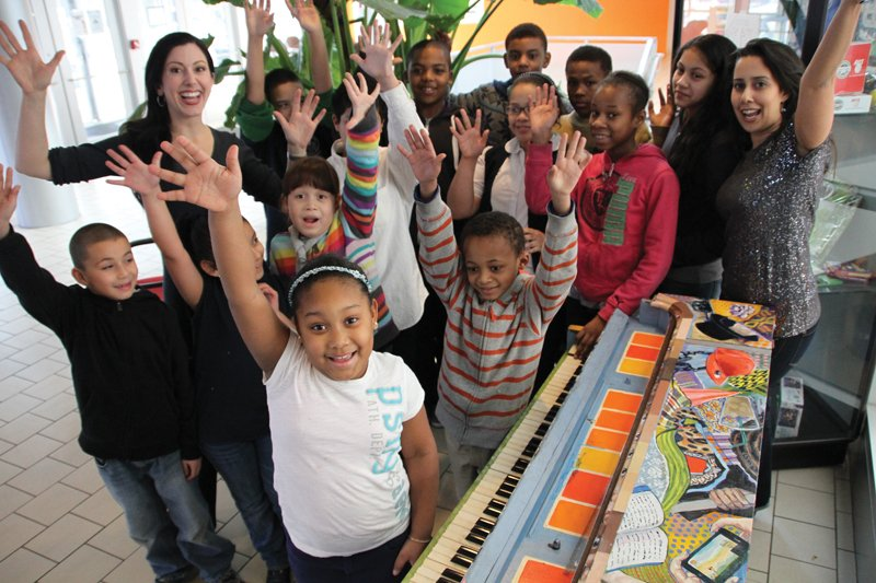 Sing for hope pianos for Things to do with kids in manhattan