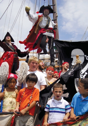 pirate festival on long island
