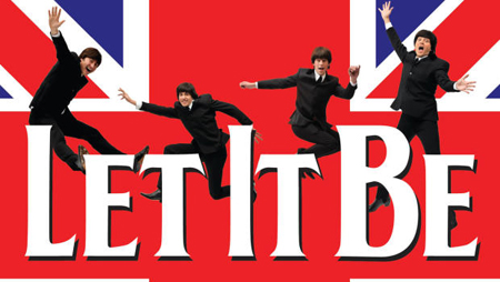 The Beatles Let It Be Broadway
