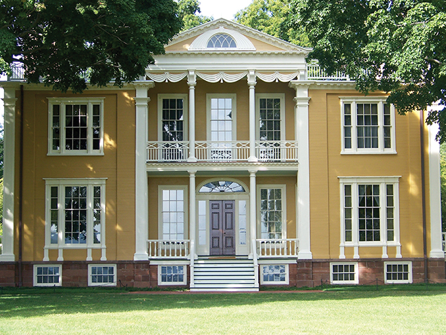 boscobel house and gardens