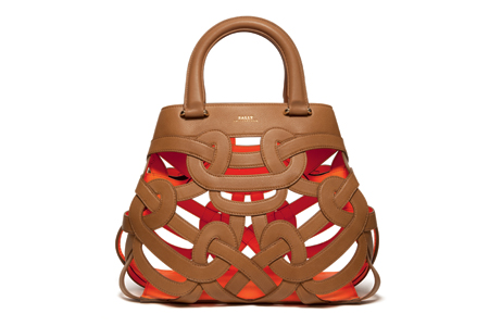 Bally Papillon handbag