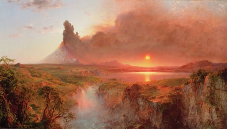 Frederic Church - Cotopaxi