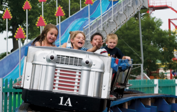 Amusement Parks in NYC Area