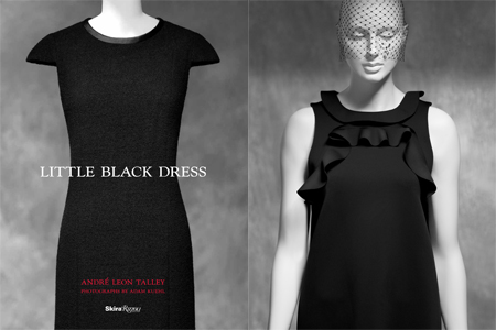 Little Black Dress - Andre Leon Talley