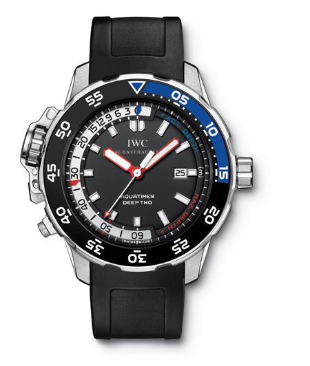 IWC's Aquatimer Deep Two