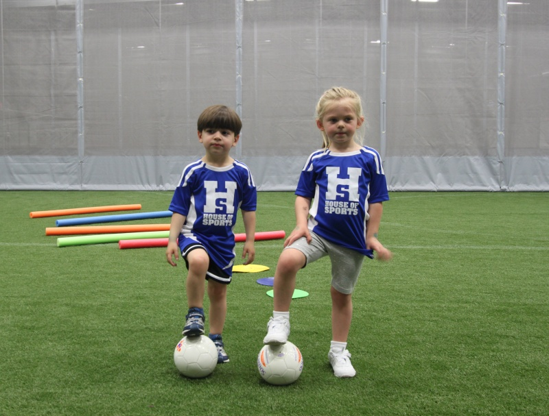 soccer tots at house of sports