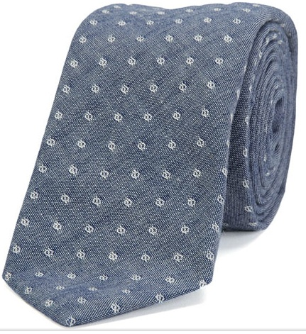 Rag & Bone cotton tie