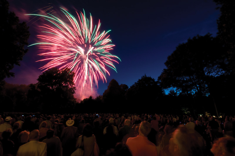 fireworks in westchester county ny