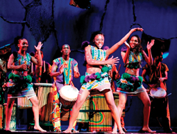 Ifetayo youth ensemble for Things to do with kids in manhattan