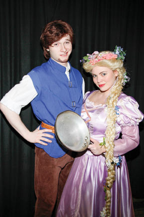 rapunzel a tangled musical