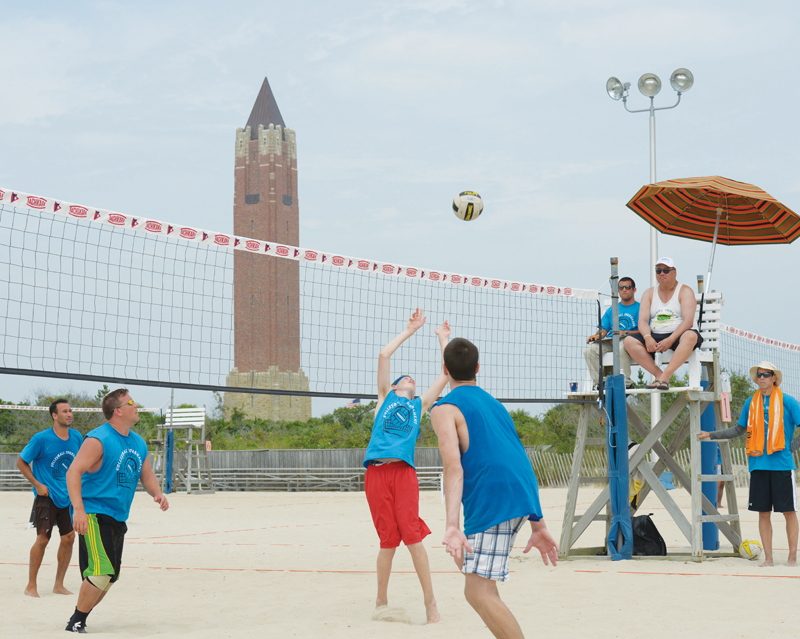 jones beach volleyball tournament