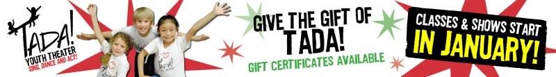 Give the Gift of Ta Da!