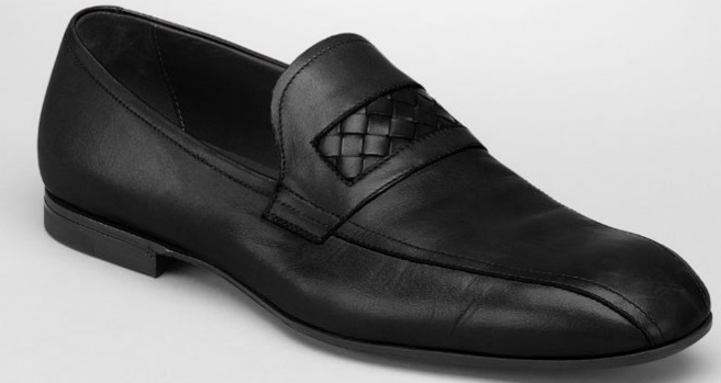 Bottega Veneta slip-on loafer