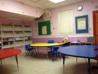 JEI Learning Center Bensonhurst classroom