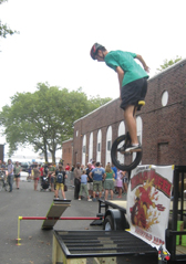 unicycle festival