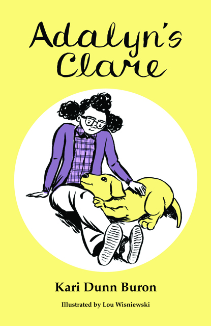 Adalyn's Clare book cover