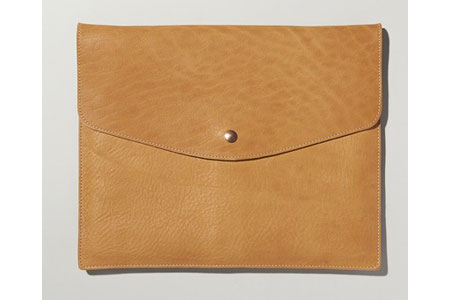 Shinola iPad case
