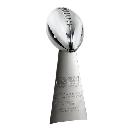 Vince Lombardi Trophy to appear at Newark Museum in January 2014