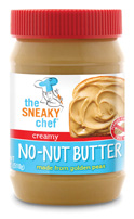 No-Nut Butter The Sneaky Chef