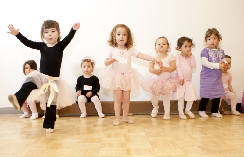 toddler ballerinas