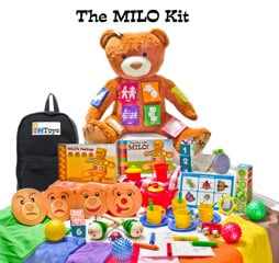 the milo backpack kit