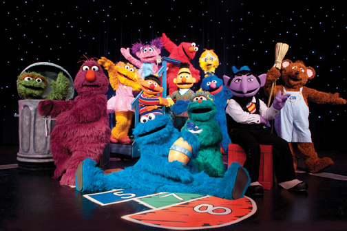 Sesame street live make a new friend for Things to do with kids in manhattan