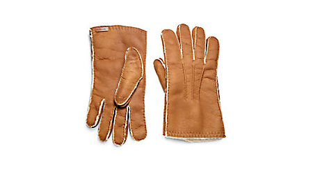 Prada Shearling Gloves