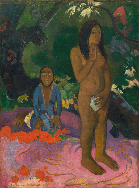 Gauguin's Words of the Devil (1892)