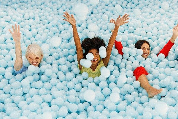 ball pit color factory