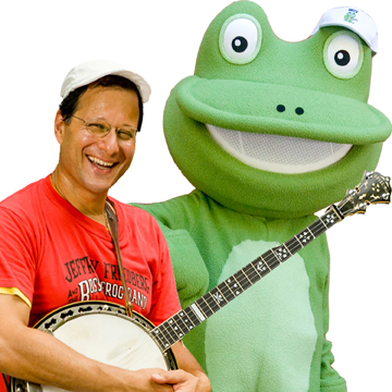 Jeffrey Friedberg and Bossy Frog