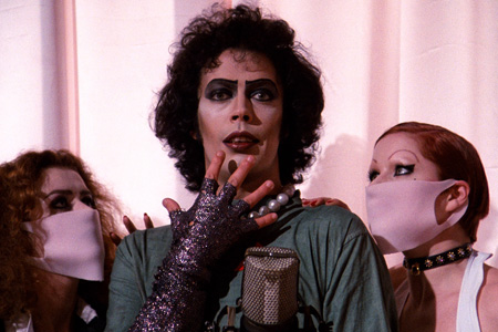 Rocky Horror Picture Show screenings in NYC