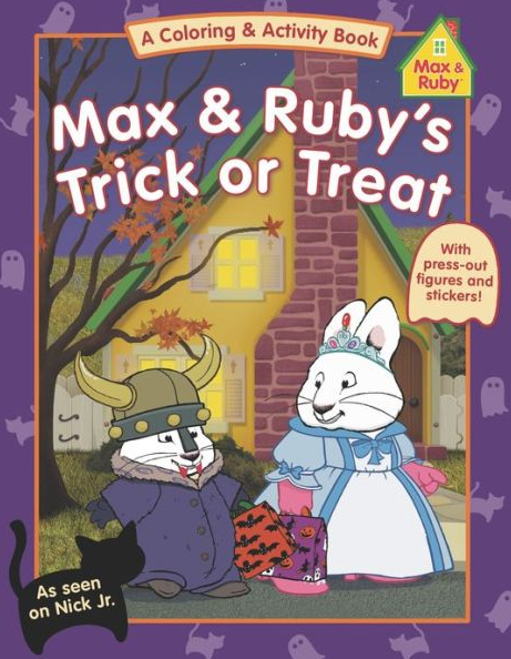 Max & Ruby's Trick or Treat