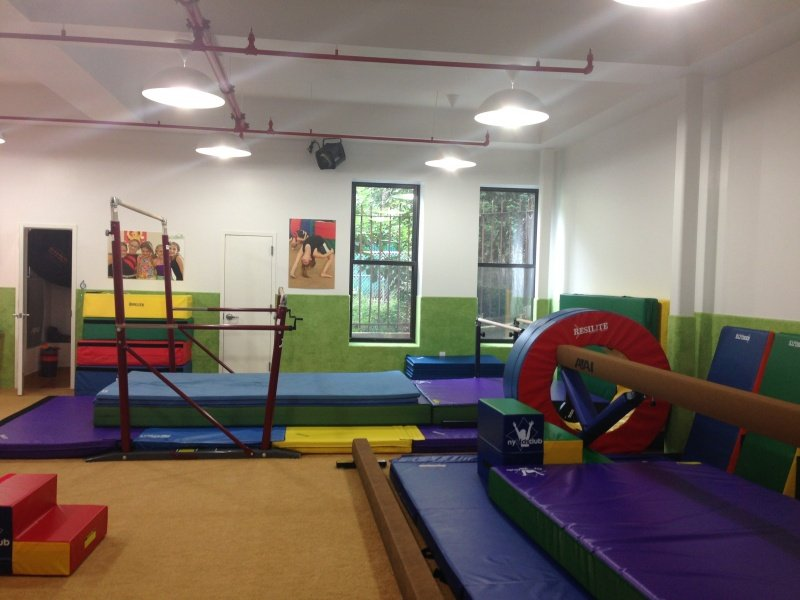 new york kids club gym