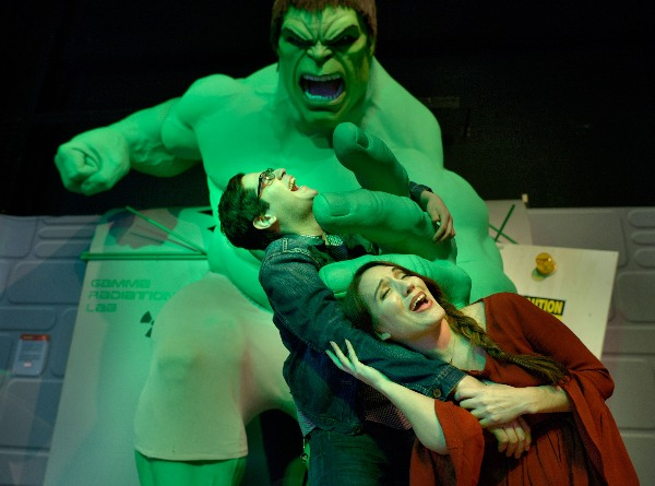 marvel hulk madame tussauds nyc