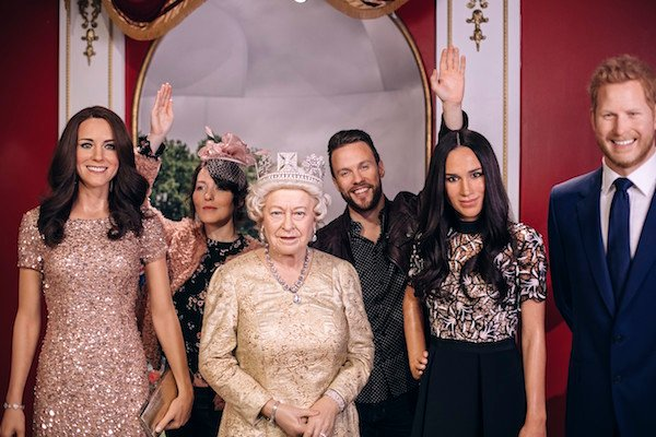 Madame Tussauds Royals
