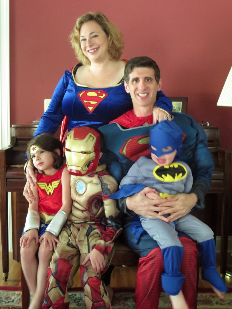 Mama Maven  sc 1 st  NY Metro Parents & All in the Family: Great Group Halloween Costume Ideas - NYMetroParents