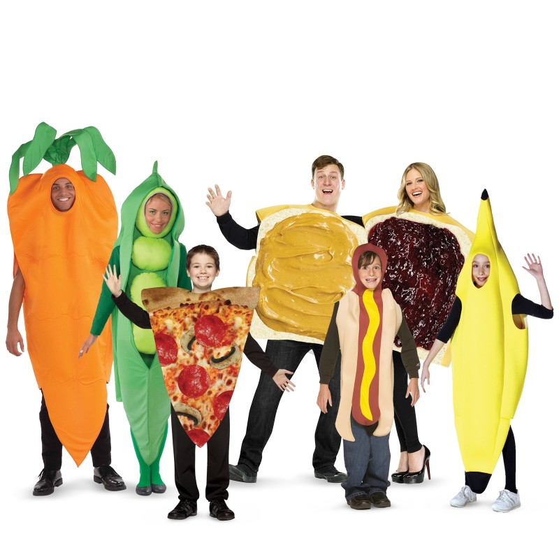 Good Halloween Ideas: All In The Family: Great Group Halloween Costume Ideas