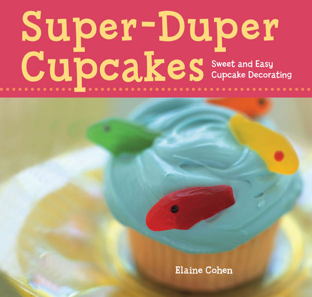 Super-Duper Cupcakes book cover