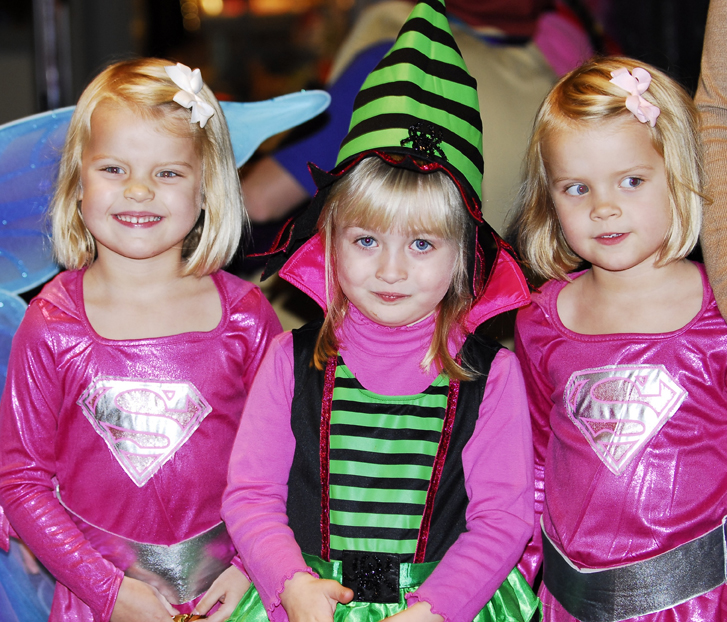 monster mash party at stepping stones