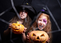 tween halloween witches