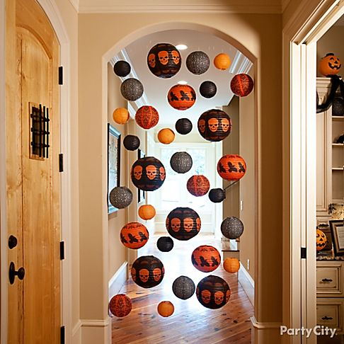 halloween home decor ideas halloween home decor ideas defrightful decorating nymetroparents - Halloween Home Decor Ideas
