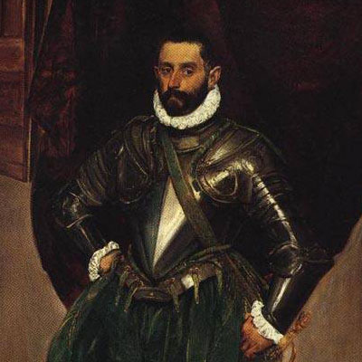 Men in Armor: El Greco and Pulzone Face to Face at Frick Collection