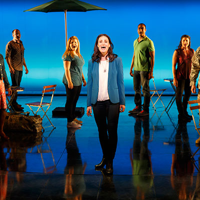If/Then on Broadway