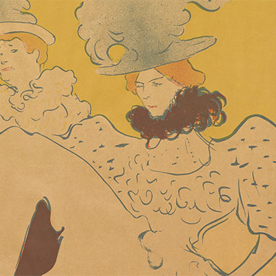 The Paris of Toulouse-Lautrec at MoMA