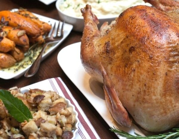 david burke tavern turkey thanksgiving